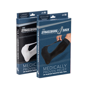 The Strassburg Sock Night Splint